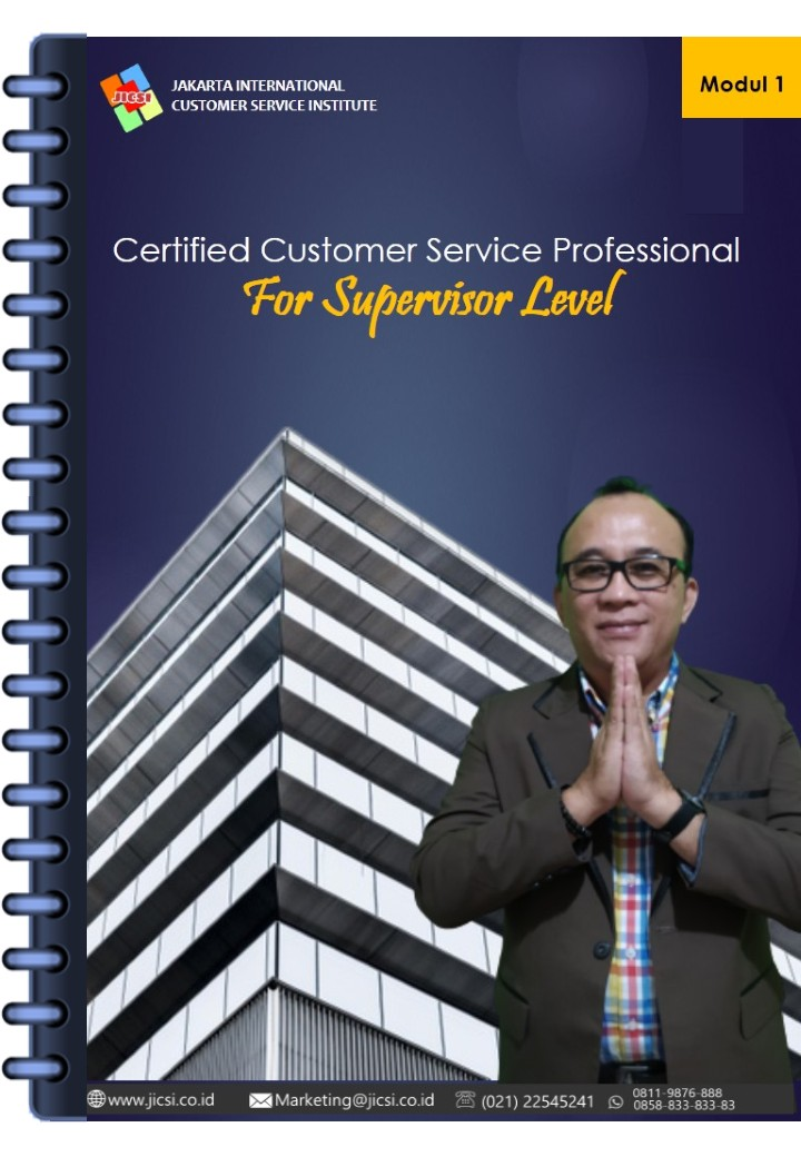 Modul 1 What is Customer Service?