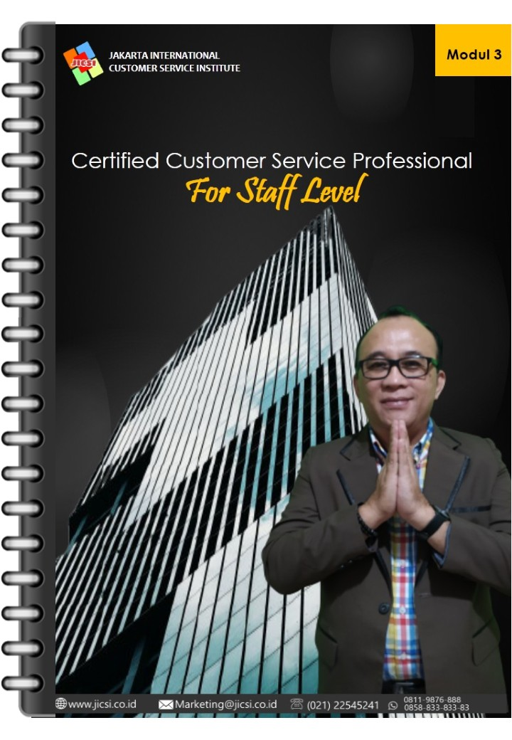 Modul 3 Customer Service in Different Organization