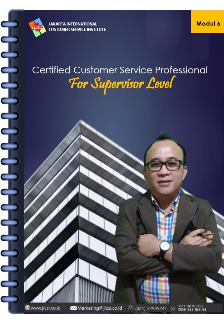 Modul 6 Customer Service & Behaviour