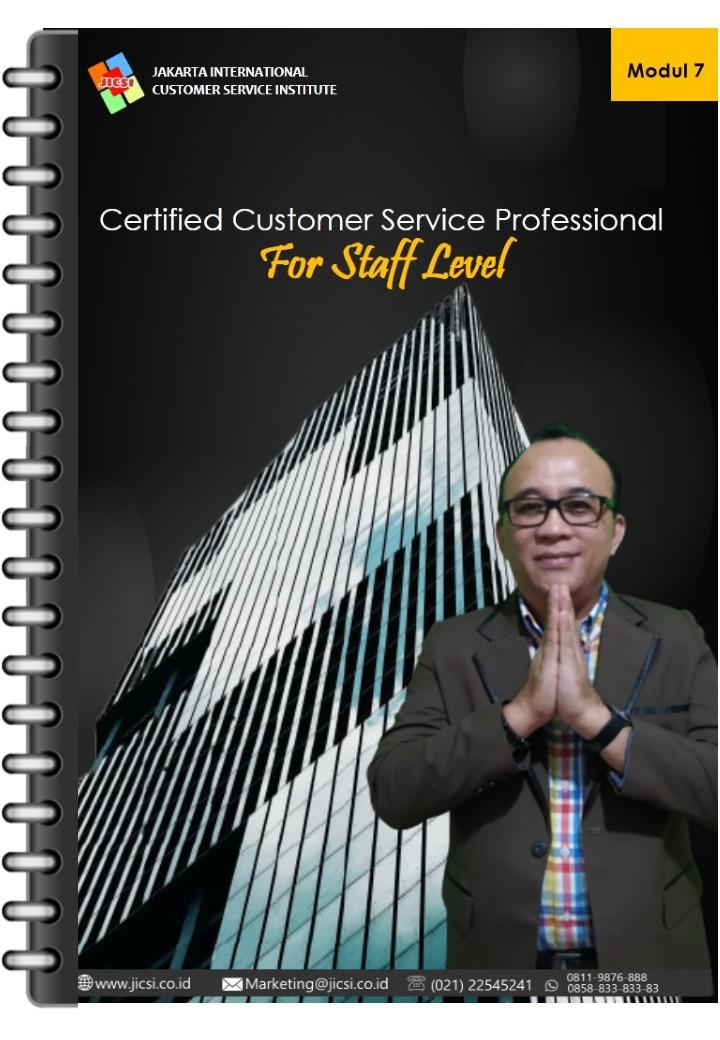 Modul 7 System for Delivering Service Excellent